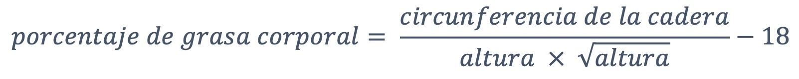 BAI - Formel